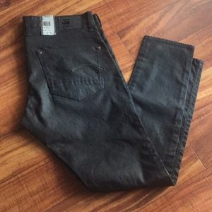 RAW REVEND black size 38 by 32 New